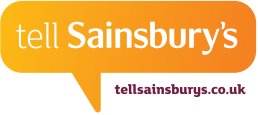 Tell Sainsbury's - Small